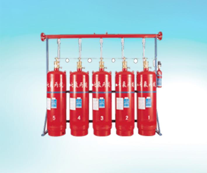 有管網七氟丙烷滅火系統