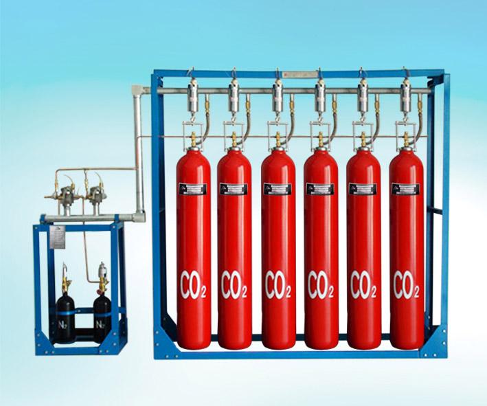 二氧化碳滅火系統